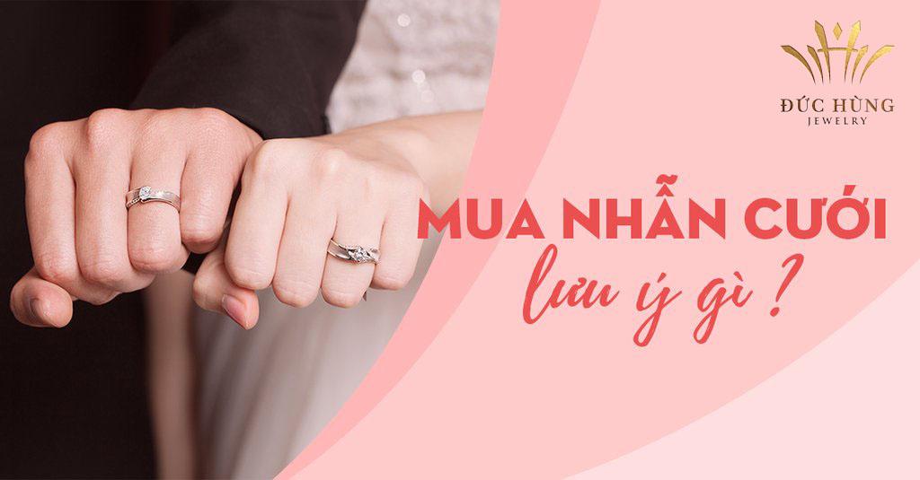 Lựa chọn nhẫn cưới