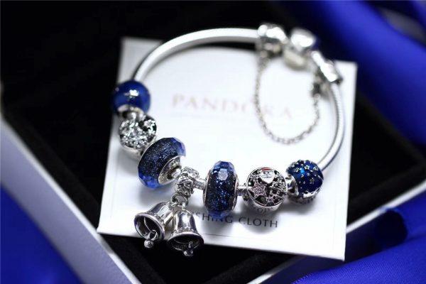 Vòng Charm Pandora mệnh hỏa huyền bí