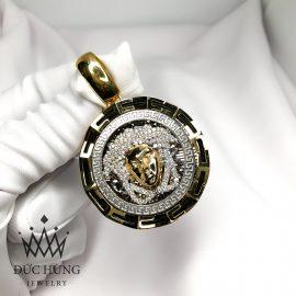 Mặt dây Versace vàng sang trọng