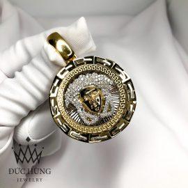 Mặt dây Versace vàng thời trang