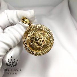 Mặt dây chuyền Versace vàng đẹp