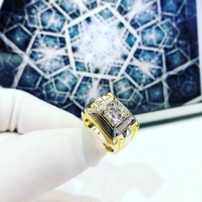 Mẫu nhẫn nữ đẹp 2019