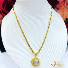 Dây chuyền vàng nữ versace