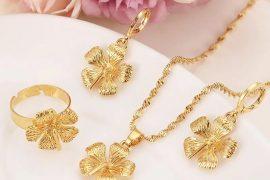 Những mặt dây chuyền vàng nữ đẹp