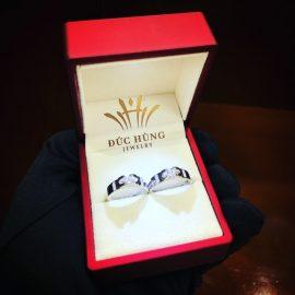 Cặp đôi nhẫn cưới mới nhất