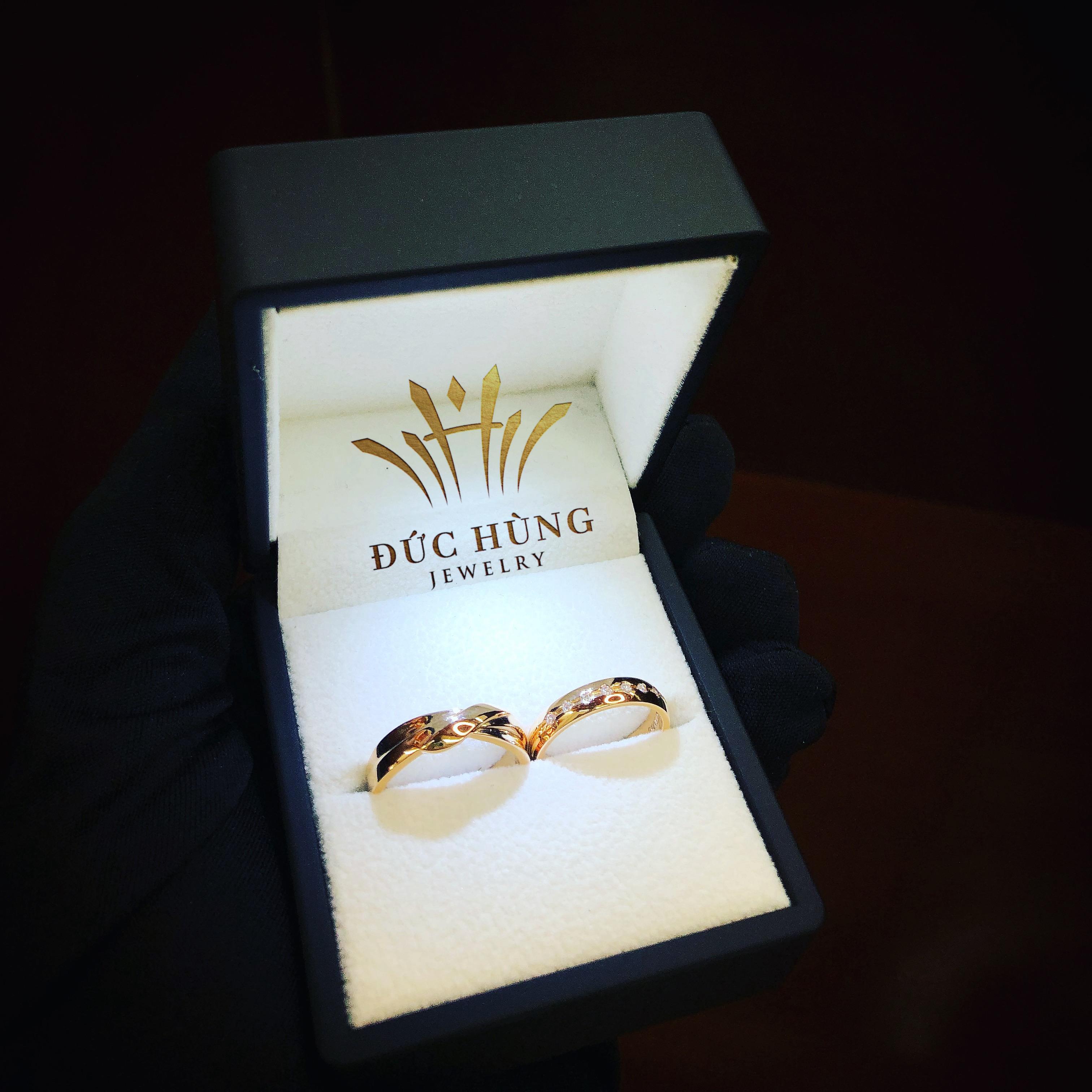 Những cặp nhẫn cưới đẹp nhất năm 2019 mà bạn không thể bỏ lỡ