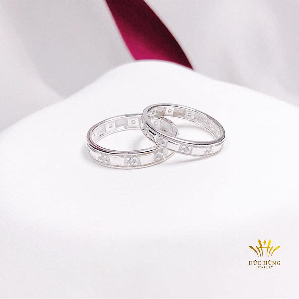Cập nhật xu hướng nhẫn cưới được lòng các cặp đôi