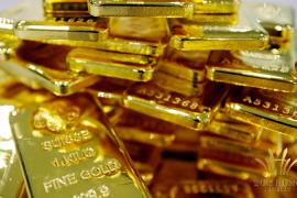 Vàng, thỏi vàng